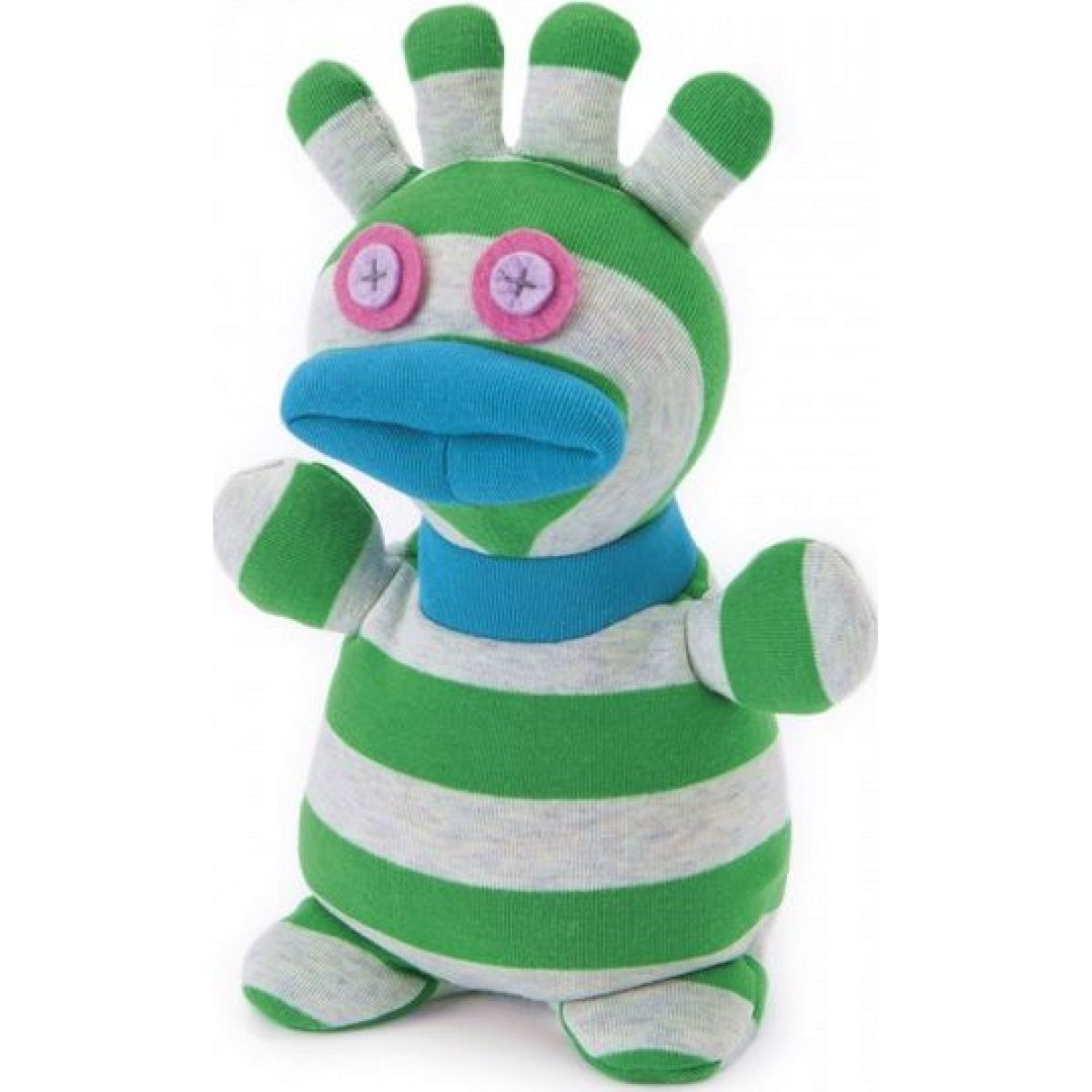 Albi Hrejivé plyšové zvieratká - Ponožkáč Boo