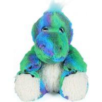 Albi Hřejivá plyšová zvířátka Dinosaurus barevný
