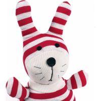 Albi Hrejivé plyšové zvieratká - Ponožkáč zajac 3
