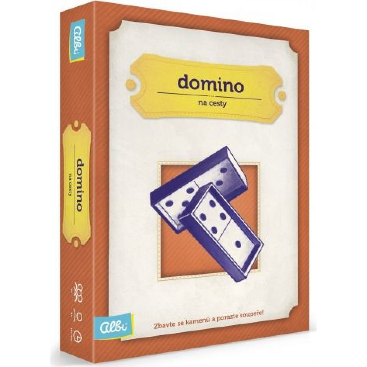 Albi hry Domino na cesty