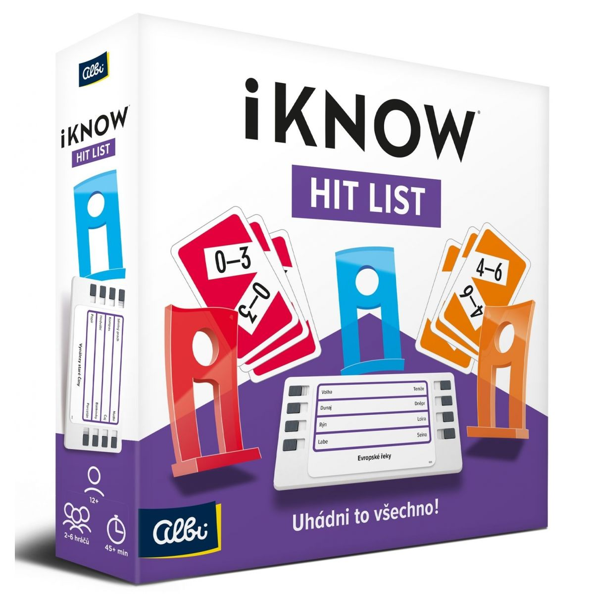 Albi iKnow: Hit List