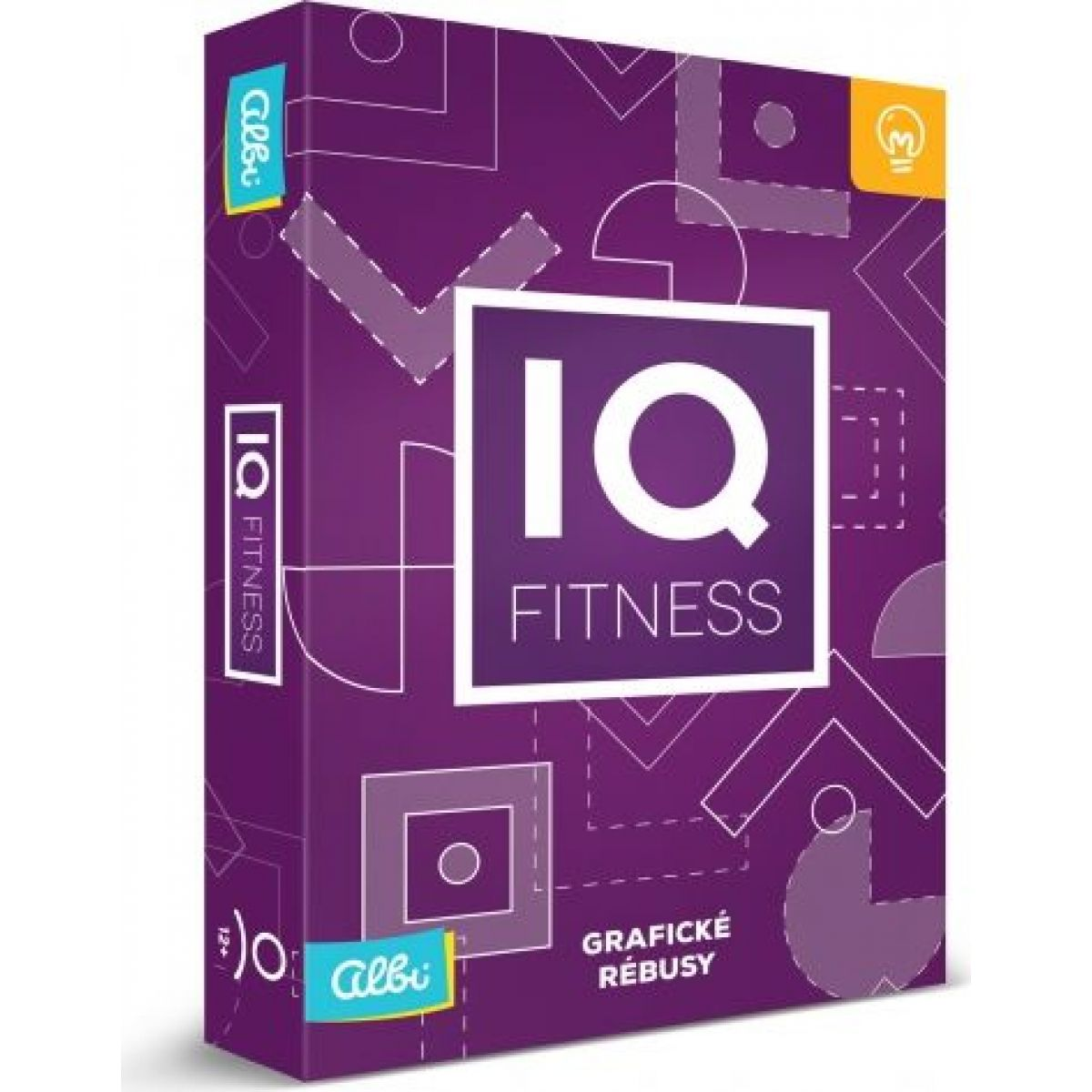 Albi IQ Fitness Grafické úlohy