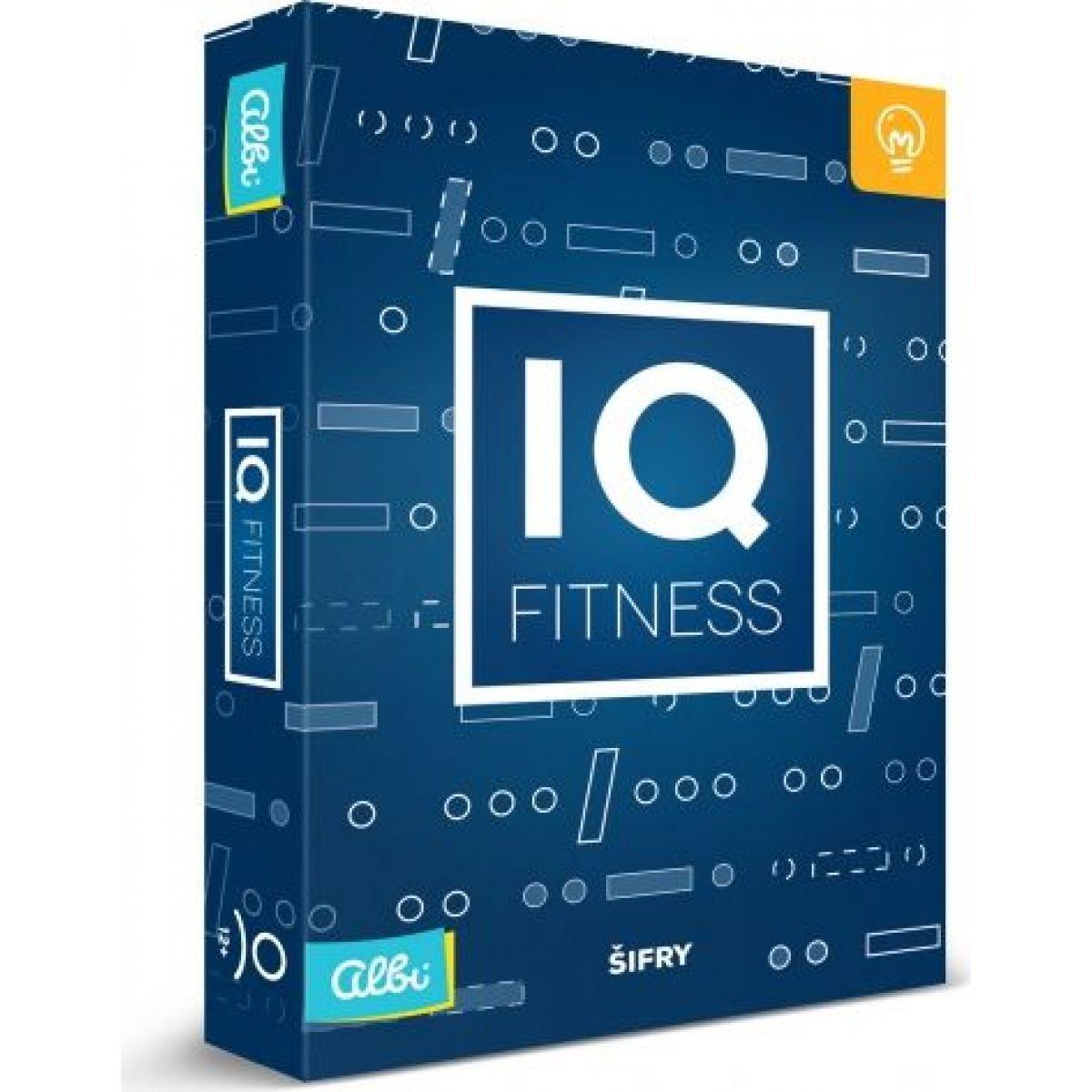 Albi IQ Fitness Šifry