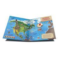 Albi Kúzelné čítanie Atlas sveta 2
