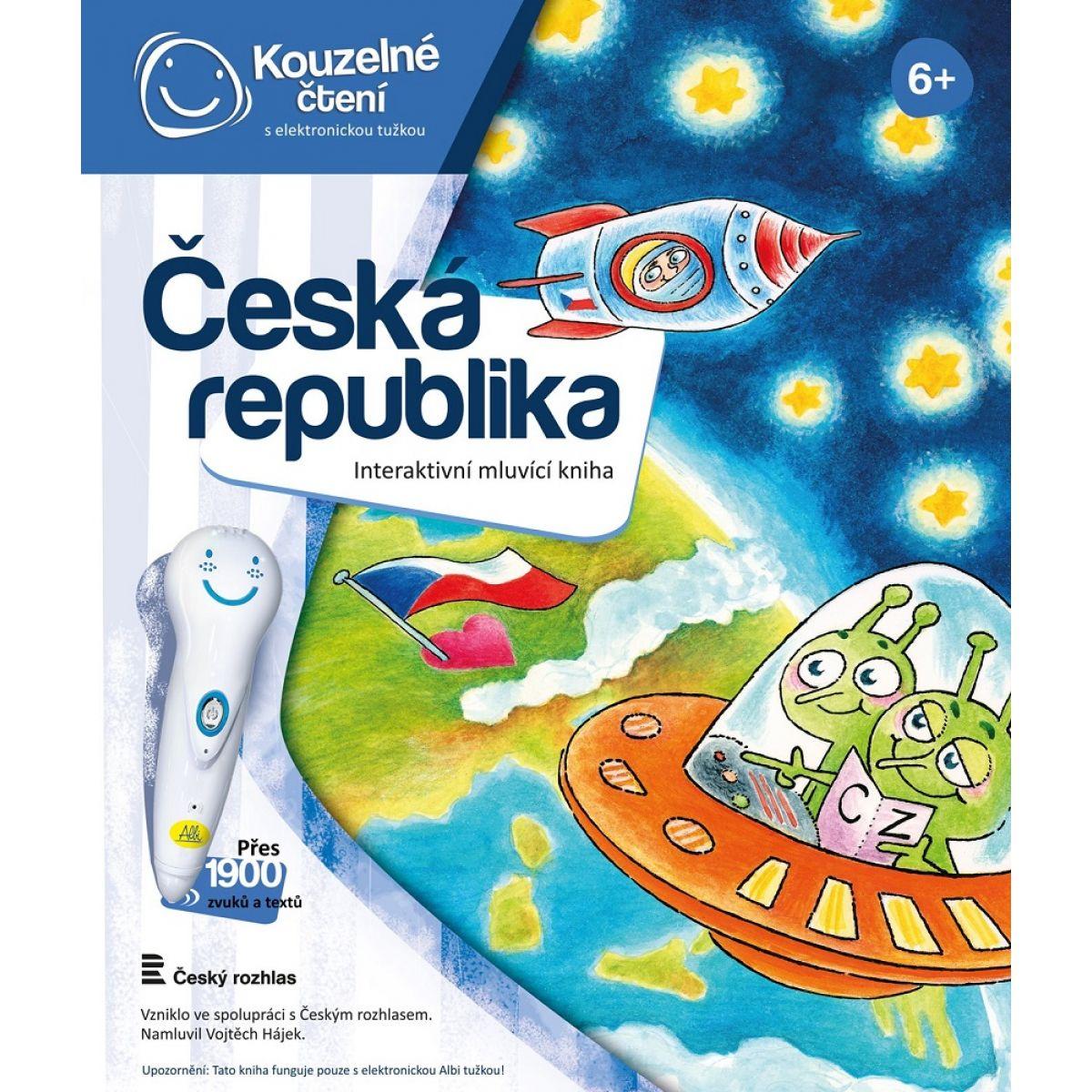 ALBI Kúzelné čítanie Česká republika