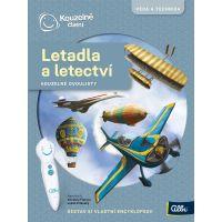 Albi Kúzelné čítanie dvojlistú Lietadlá a letectvo