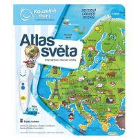 Albi Kouzelné čtení Elektronická tužka a kniha Atlas světa - Poškozený obal 3