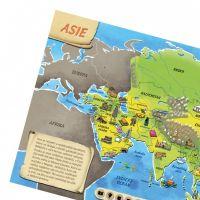 Albi Kouzelné čtení Elektronická tužka a kniha Atlas světa - Poškozený obal 6