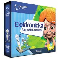 Albi Elektronické pero s knihou Atlas sveta