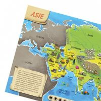 Albi Elektronické pero s knihou Atlas sveta 6