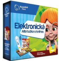 Albi Kúzelné čitanie Elektronické pero a kniha Hravá angličtina