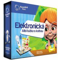 Albi Kúzelné čítanie Elektronické pero a kniha Hravé učenie