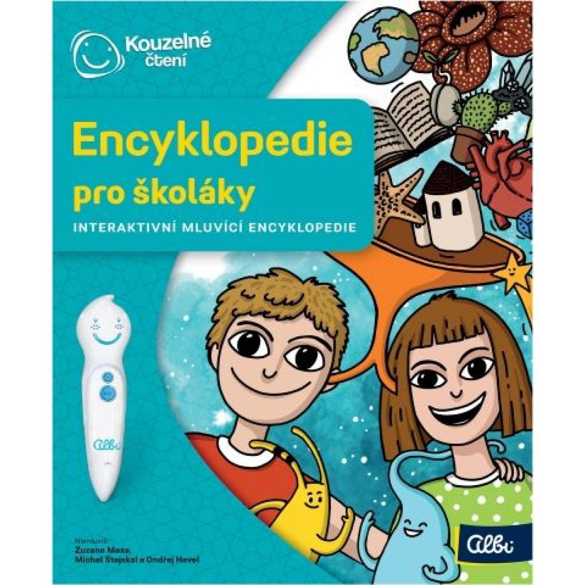 Albi Kúzelné čítanie Encyklopédia pre školákov