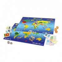 Albi Kúzelné čítanie Hra Cesta okolo sveta 3