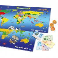 Albi Kúzelné čítanie Hra Cesta okolo sveta 4