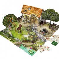 ALBI Kúzelné čítanie Hra Na farme 2