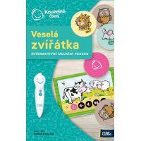 Albi Kúzelné čítanie Hra Pexeso Veselé zvieratká