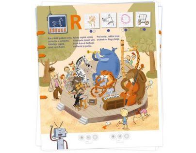Albi Kúzelné čítanie Když roboti brebentí
