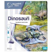 Albi Kúzelné čítanie Kniha Dinosaury