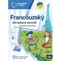 Albi Kúzelné čítanie Kniha Francúzsky obr. Slovník