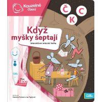 Albi Kúzelné čítanie Kniha Keď myšky šepkajú