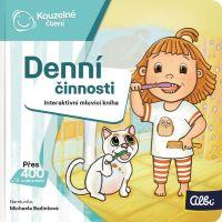 Albi Kúzelné čítanie Minikniha Denné činnosti