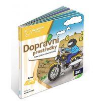 Albi Kúzelné čítanie Minikniha Dopravné prostriedky 2