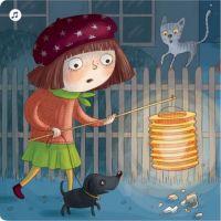 Albi Kouzelné čtení Minikniha pro nejmenší Podzim 3