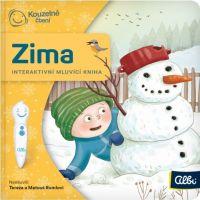 Albi Kúzelné čitanie Minikniha pre najmenších Zima