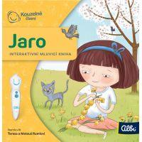 Albi Kúzelné čítanie Minikniha pre najmenších Jar