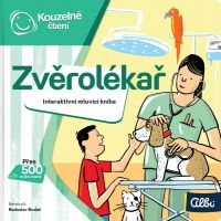 Albi Kúzelné čítanie Minikniha Zverolekár