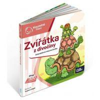 Albi Kúzelné čítanie Minikniha Zvieratká z divočiny 2