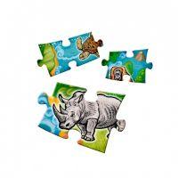 Albi Kúzelné čítanie Puzzle Planéta zvierat 4