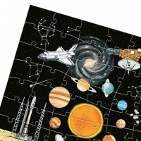 ALBI Kúzelné čítanie Puzzle Vesmír 3
