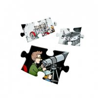 ALBI Kúzelné čítanie Puzzle Vesmír 4