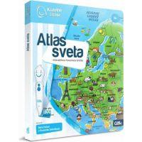 Albi Kúzelné čítanie Kniha Atlas sveta SK