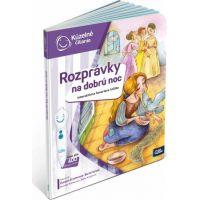 Albi Kúzelné čítanie Kniha Rozprávky na dobrú noc SK 4