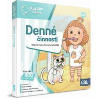 Albi Kúzelné čítanie Minikniha Denné činnosti SK