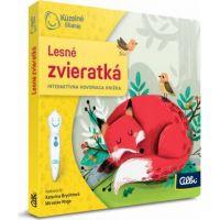Albi Kúzelné čítanie Minikniha pre najmenších lesné zvieratká SK