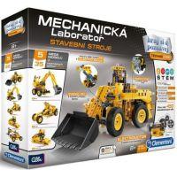 Albi Mechanické laboratórium Stavebné stroje