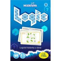 Albi Kartová Hra Mozgovňa Logic 1 hádanky