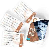 Albi Nové Kvízy do vrecka Svet psov 3