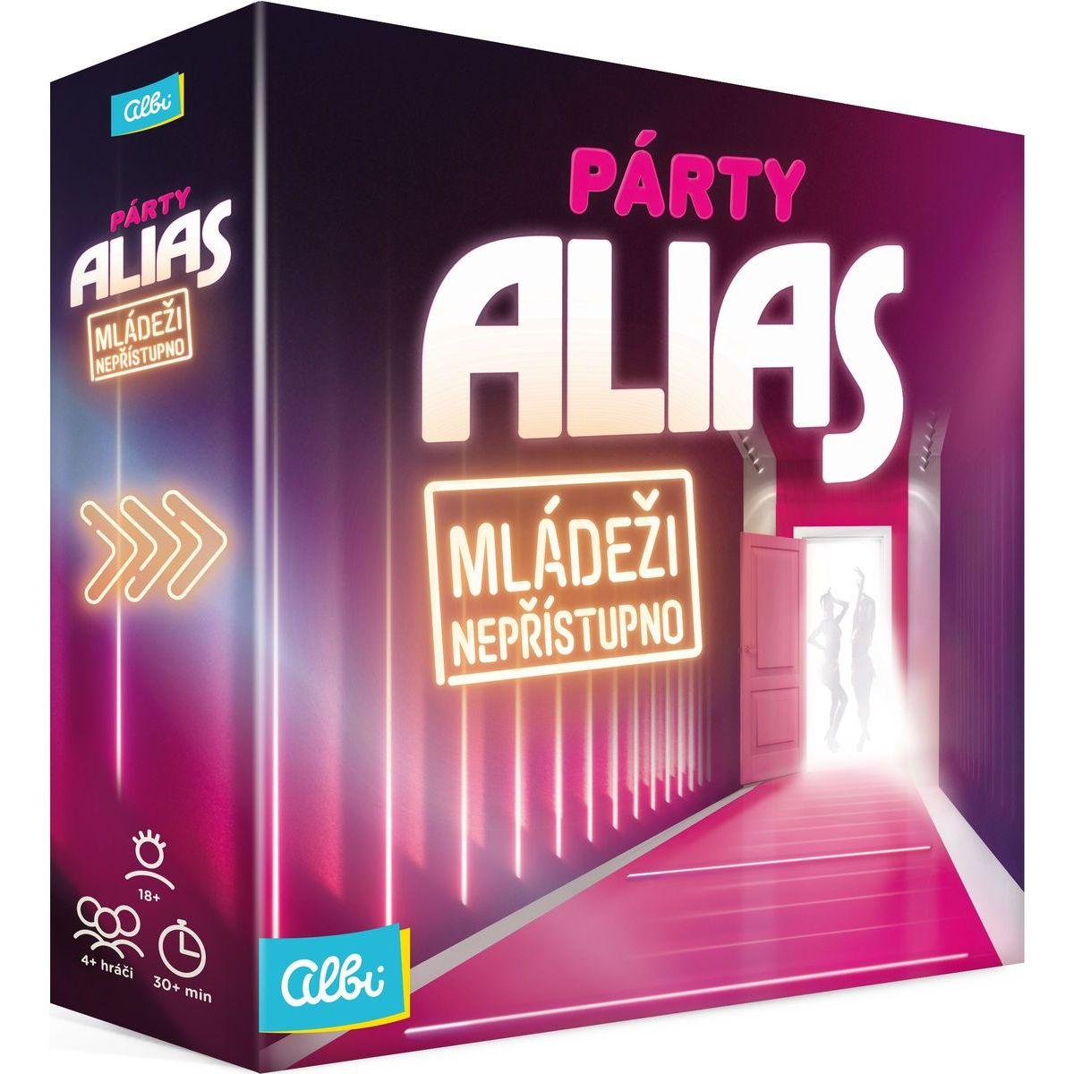 Albi Párty Alias mládeži neprístupné