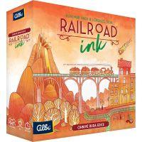 Albi Railroad Ink Rudá edice 2