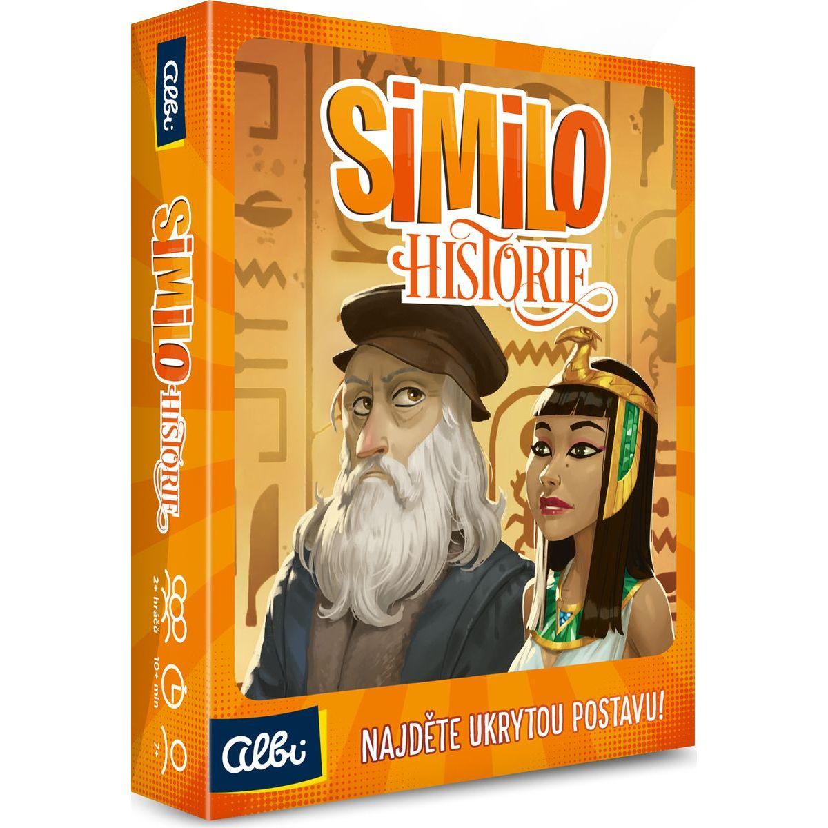 Albi Similo História