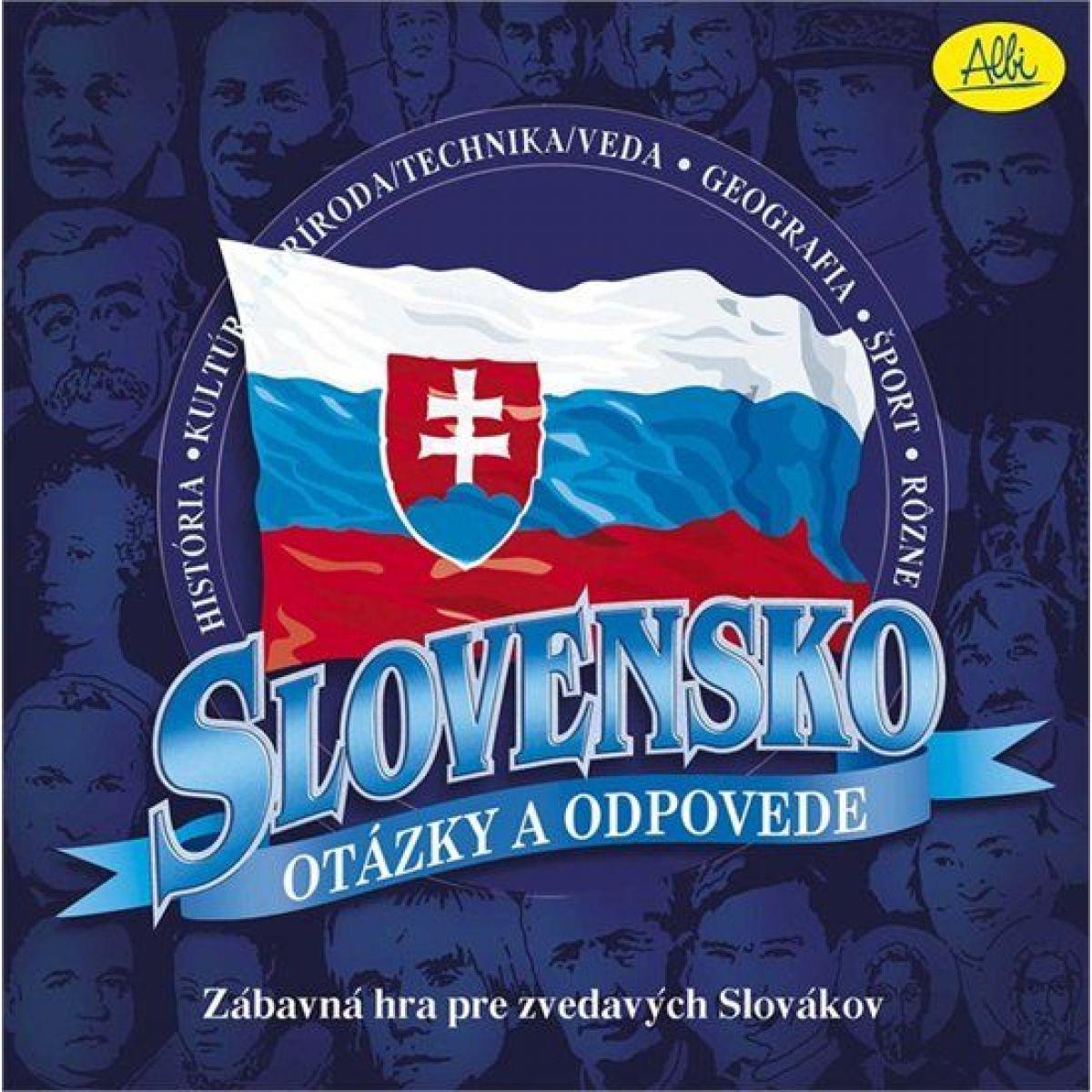 Albi Slovensko: Otázky a odpovede