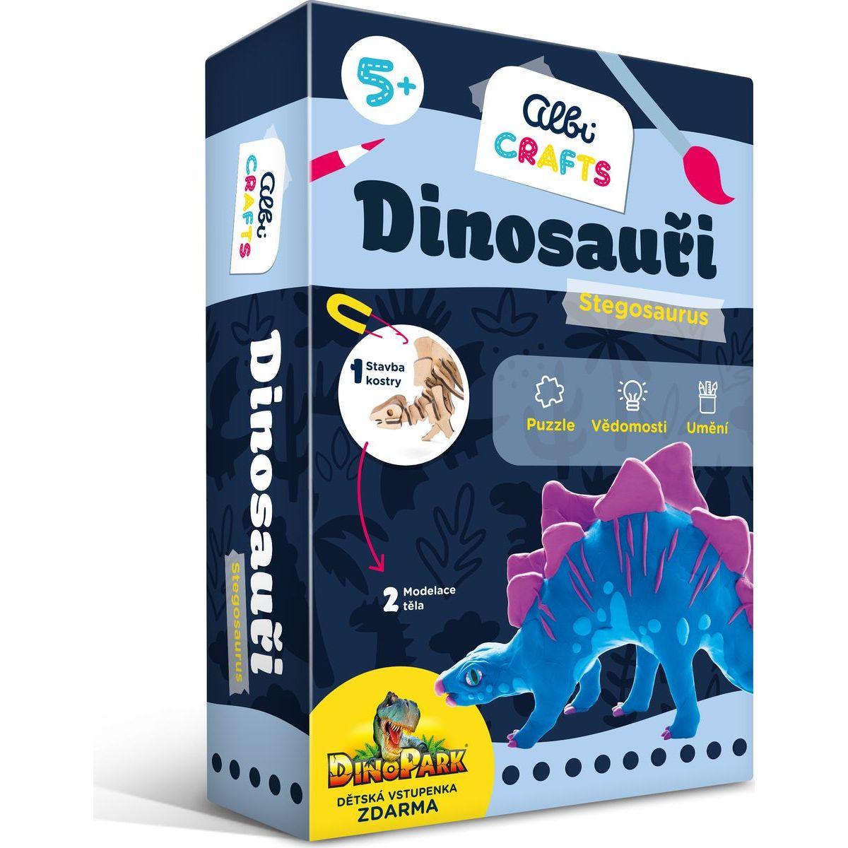 albi Stegosaurus