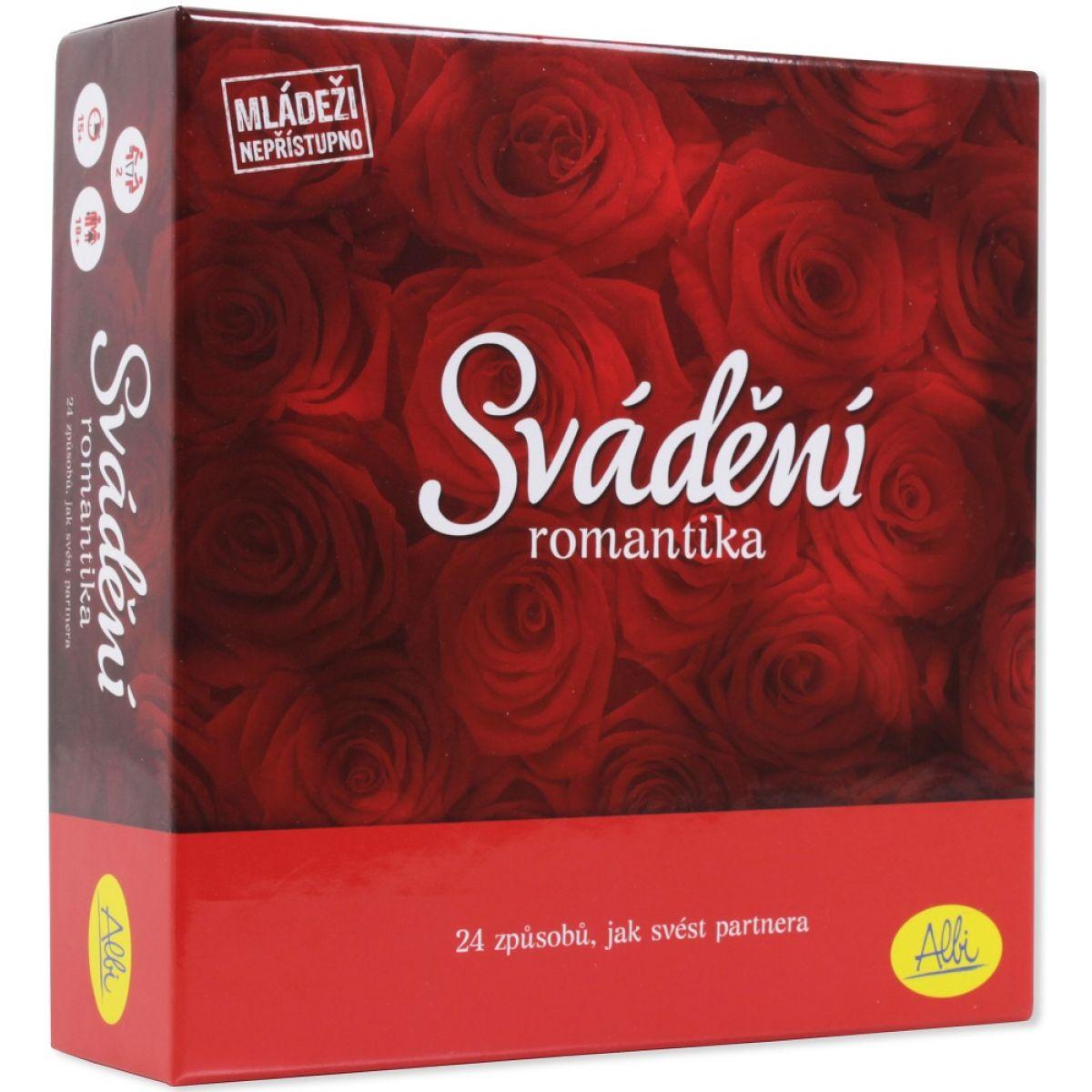 Albi Zvádzanie romantika 24 typov