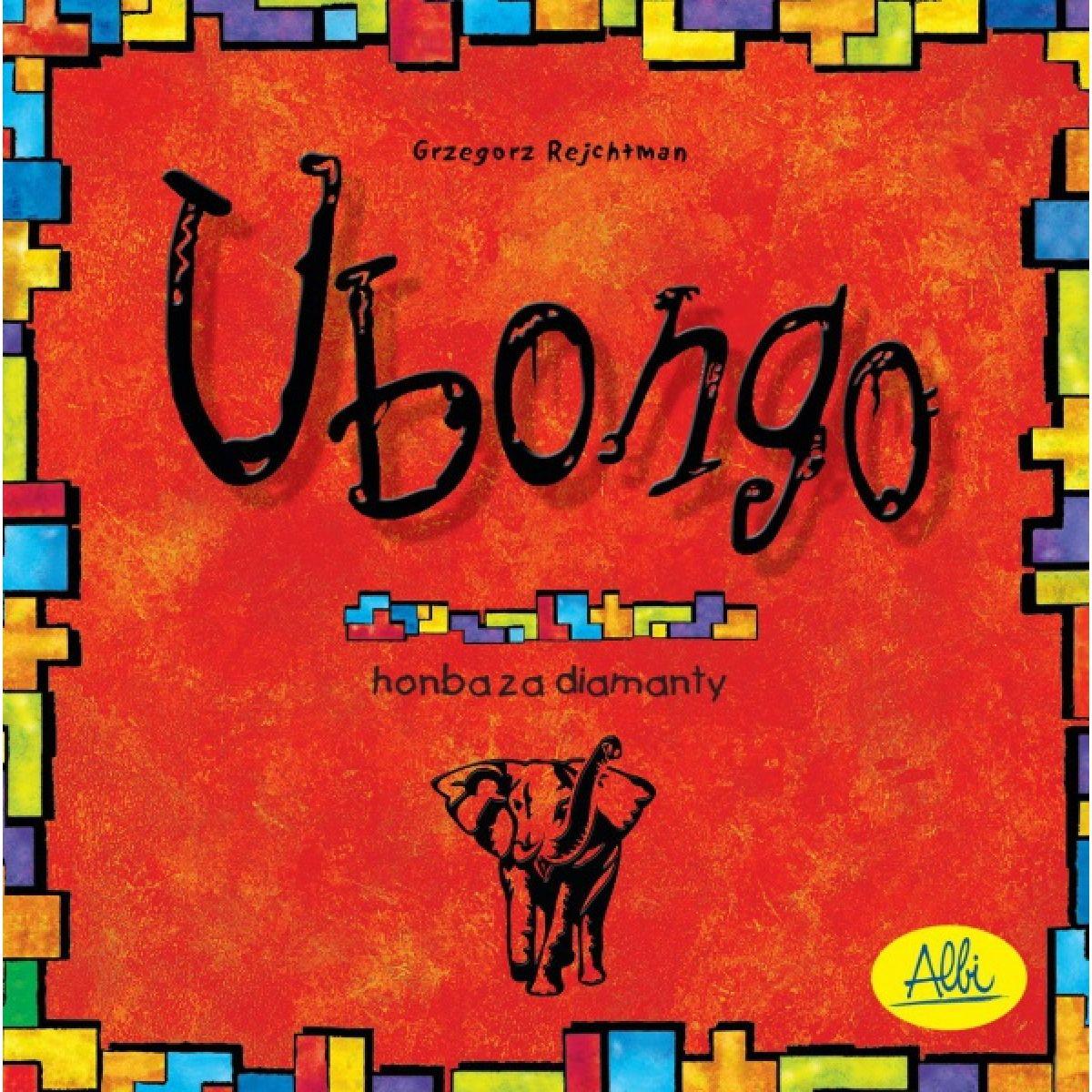 Albi Ubongo spoločenská hra