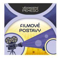 Albi Vedomostné pexeso Filmové postavy 4